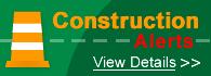Construction Alerts
