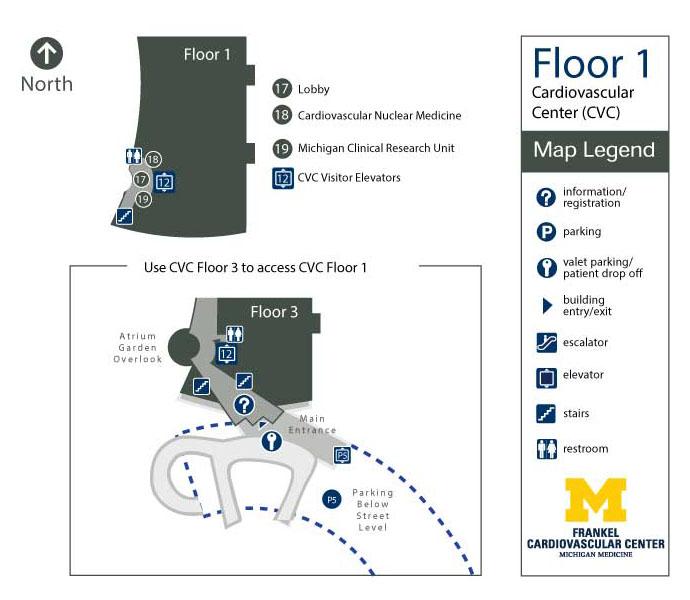 Cardiovascular Center - Floor 1