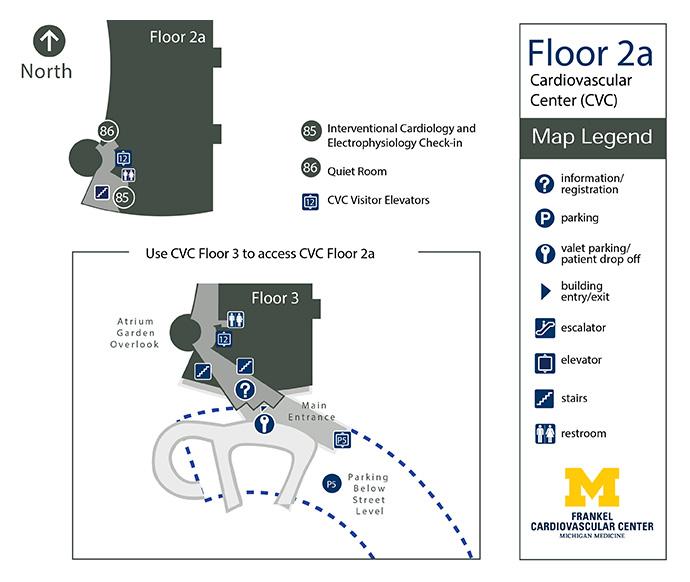 Cardiovascular Center - Floor 2A