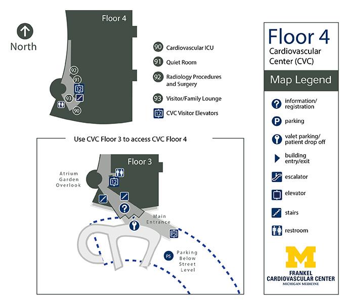Cardiovascular Center - Floor 4