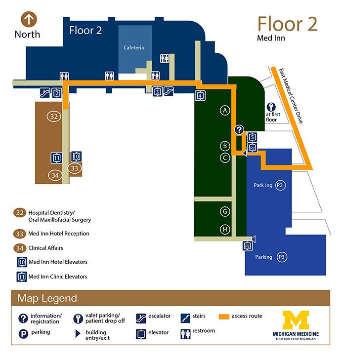 Med Inn - Floor 2